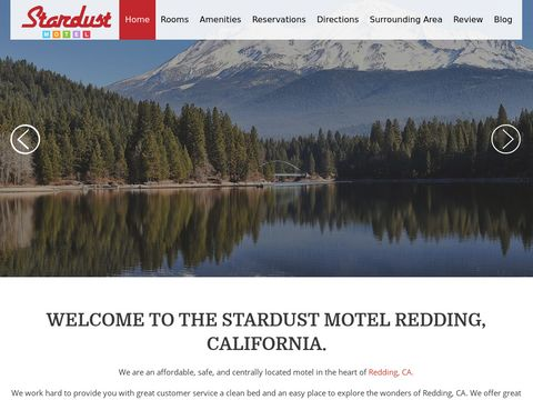 Stardust Motel: Hotel Rooms, Motel Rooms, Affordable Motel R