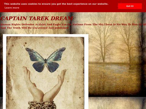 CAPTAIN TAREK DREAM
