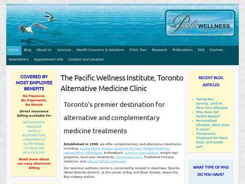 Pacific Wellness Institute