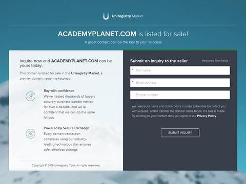 Academy Planet - Online English Education