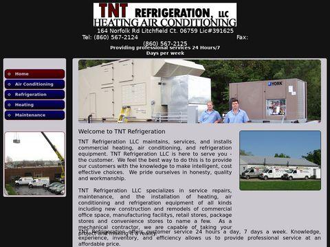 TNT Refrigeration, LLC