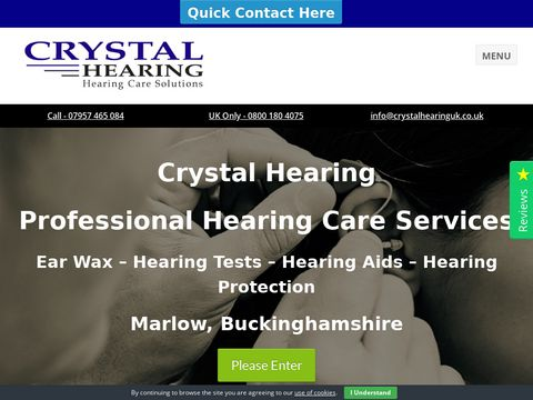 .Hearing aids from premier brands in UK