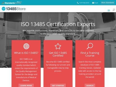 ISO 13485 Training