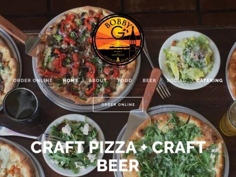 Artisan and Organic Pizza