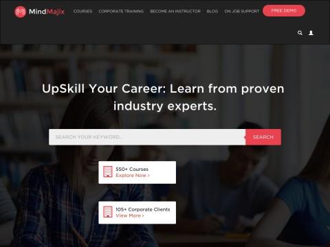Online Certification Training | Corporate Training - Mindmajix