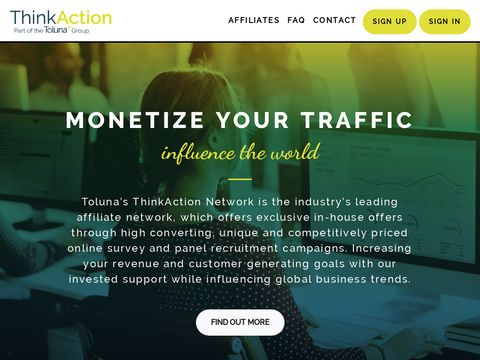 The ThinkAction Network