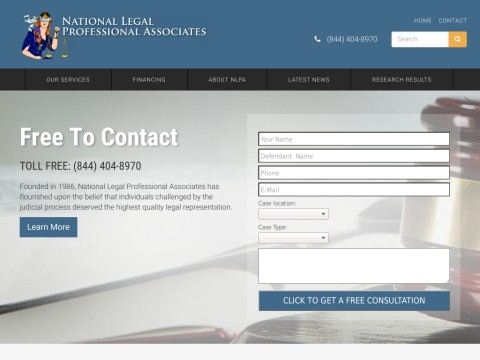 National Legal Professional Associates