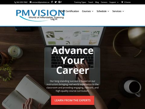 PMVISION - World of Affordable Training