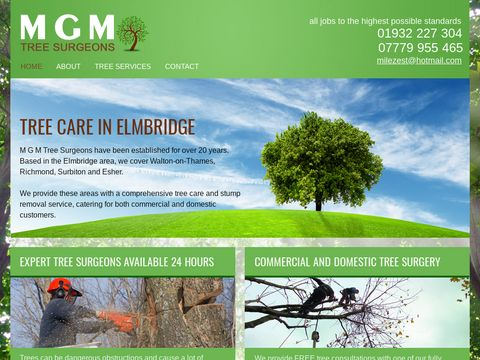 M G M Tree Services