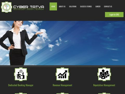 Cyber Tatva – India's First Free Hotel Management System