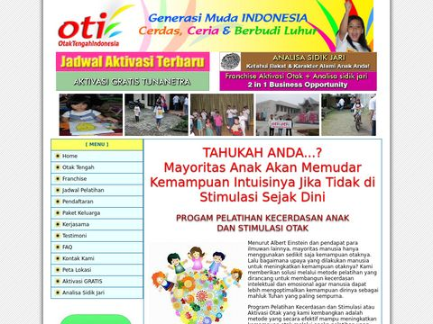 Midbrain Activation in Indonesia