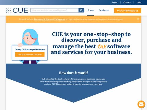 CUE LLC