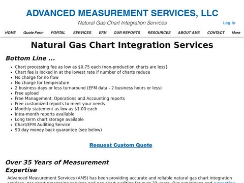 Advanced Measurement Services, LLC