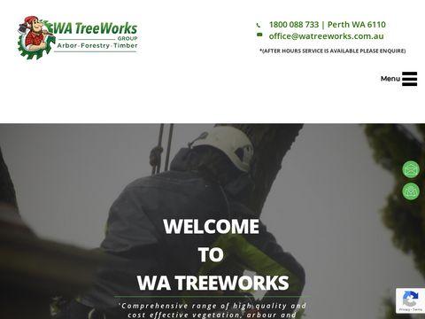 WA Tree works Pty Ltd