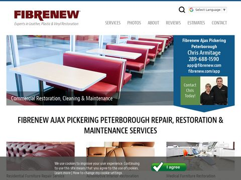 Fibrenew Ajax Pickering Peterborough
