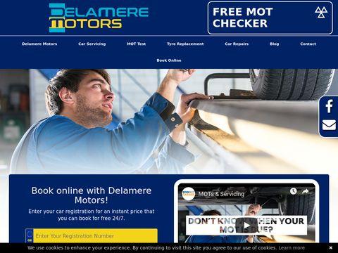 Delamere Motors Ltd