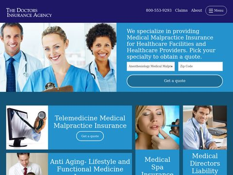 Insurance & Medical Practice Consulting Services