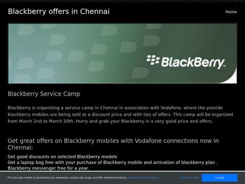 Blackberry at discount price in Chennai, blackberry in chenn