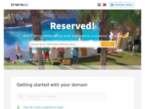 Dutch Design | Dutch Designers | Dutch Design Shop