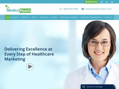 Healthcare Email Lists - Medical Email List
