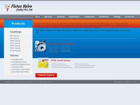 Fluton Valve (India) Pvt. Ltd.