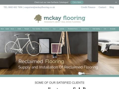 Mckayflooring | Wood Flooring supply & installation in Scotl