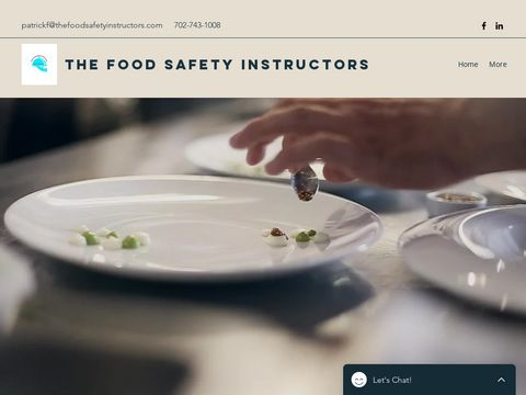 The Food Safety Instructors