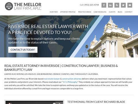 The Mellor Law Firm, APLC.
