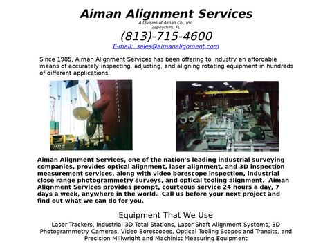 Aiman Alignment Services