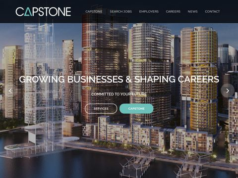Capstone Recruitment - Property and Real Estate Jobs