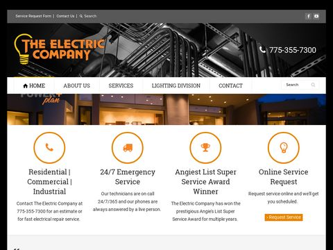 Electric Company Sparks