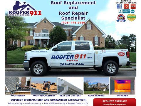 Roof Repair - Roofer 911