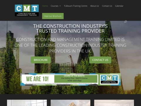 Construction and Management Training Limited