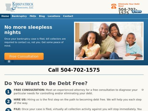 New orleans bankruptcy attorney