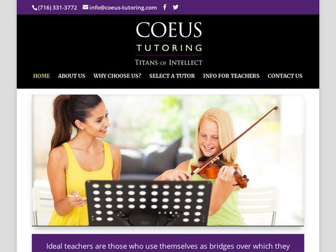 Coeus Tutoring