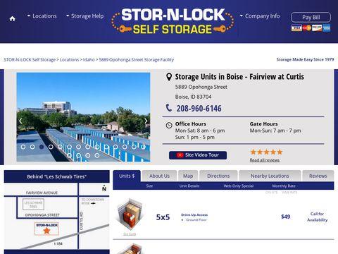 Stor-n-Lock Opohonga