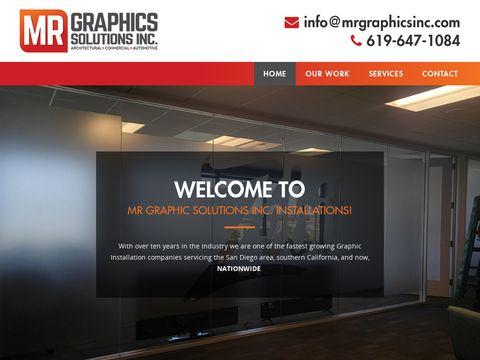 MR Graphics Inc