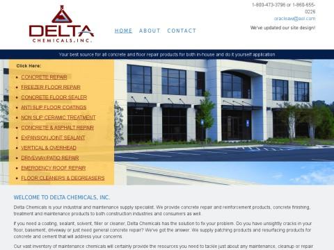 Delta Chemicals Industrial Supplies