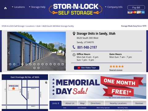 Stor-n-Lock Sandy