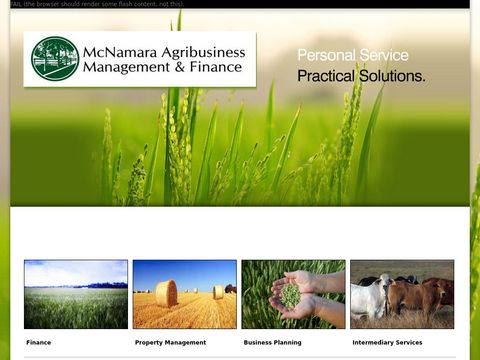 McNamara Agribusiness | Management, Banking, Finance Services | Rochedale South, QLD