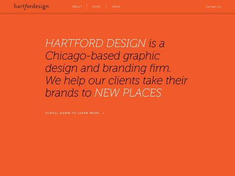 Hartford Design: Branding + Digital + Design   Chicago