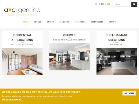 Gemino Srl: Combining Architecture Systems, Office Space