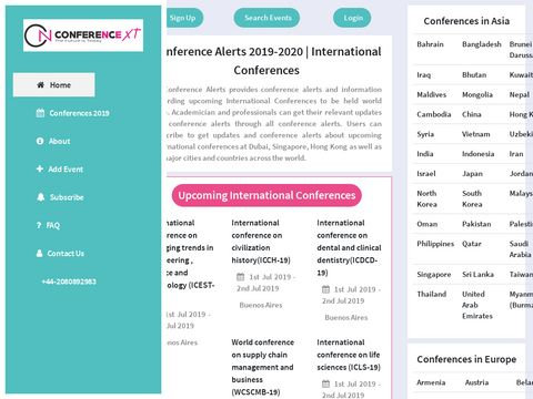 Conference Next