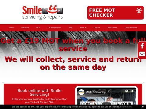 Smile Servicing & Repairs Ltd