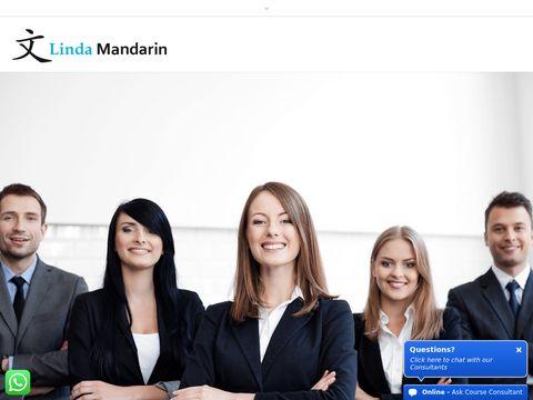 Linda Mandarin Chinese Language | Flexible Mandarin Lessons