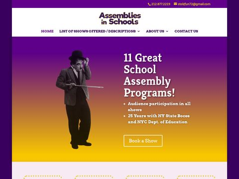Assemblies In Schools