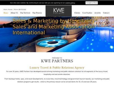 Luxury Travel Agency & Public Relations - KWE Group