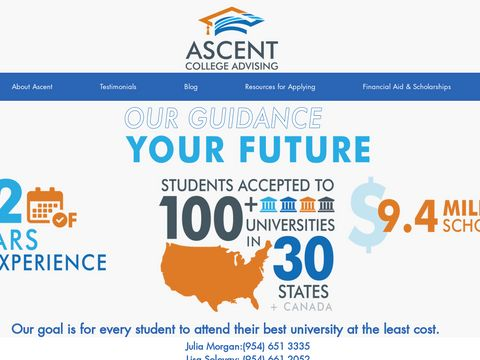 Ascent College Advising