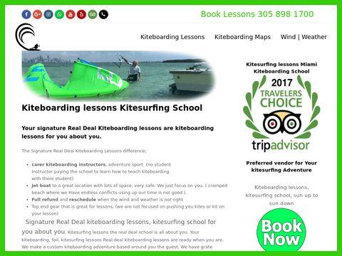 12 Hatteras kiteboarding