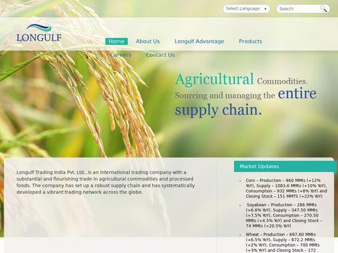 International Trading Company | Food Manufacturers
